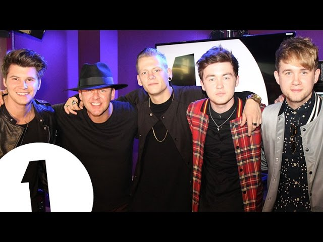 Rixton Try Shazaming Themselves