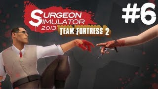 getlinkyoutube.com-Surgeon Simulator | Episodul 6