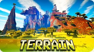 getlinkyoutube.com-Minecraft 1.11 Seeds - TOP 5 Epic Terrain Generation Seeds - Best Minecraft 1.11 Seeds PC