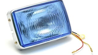 getlinkyoutube.com-Делаем стабильный свет передней фары на мотоблоке - минитракторе