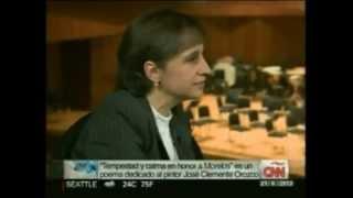 CNN - Aristegui. César Tort habla sobre la importancia de la educación musical en el ámbito escolar