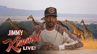 Plizzanet Earth with Snoop Dogg – Iguana vs. Snakes width=