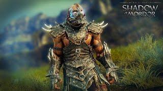 getlinkyoutube.com-BANE The Super-Villain ! - Middle Earth Shadow Of Mordor Gameplay (PC)