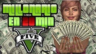 getlinkyoutube.com-GTA V Online - Como conseguir dinero 2.000.000 $ millones en 20min