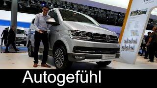 getlinkyoutube.com-VW Volkswagen T6 PanAmericana & Rockton & Money Transporter Review - Autogefühl