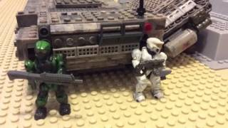 Halo vs Call of Duty (stop motion) width=