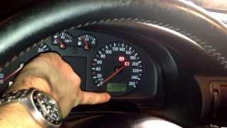 getlinkyoutube.com-Volkswagen Passat SERVICE INSP reset und Volkswagen Passat SERVICE OIL reset, VW Service reset