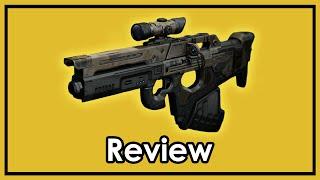 getlinkyoutube.com-Destiny: Exotic Weapon Review - MIDA Multi-Tool, Scout Rifle