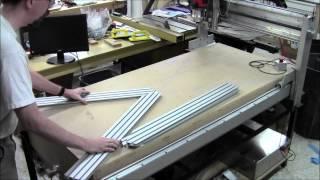 getlinkyoutube.com-DIY CNC Router Build Day 41 - Cutting Aluminum!!!