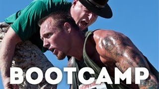 getlinkyoutube.com-Civilian get a taste of the United States Marine Corps Recruit Training - 2015 Boot Camp Challenge
