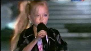 getlinkyoutube.com-Anastasia Petrik - I Love Rock'N'Roll (New Wave Junior 2010)