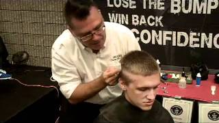 getlinkyoutube.com-High and tight clipper hair cut the easy way, Ivan Zoot, clipperguy