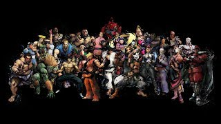 getlinkyoutube.com-Ultra Street Fighter Omega Mode: All Character Costumes