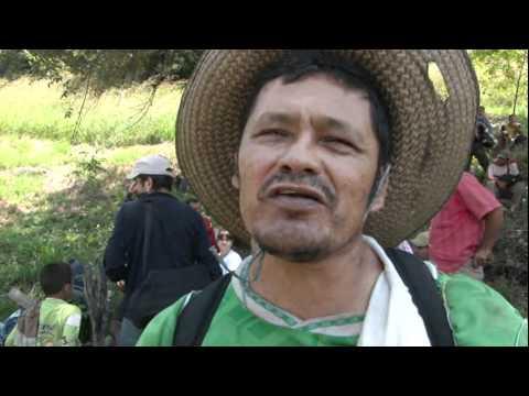 La represión del Quimbo, el riesgo de contar la verdad