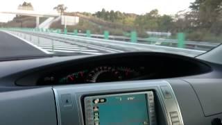 getlinkyoutube.com-エスティマV6  3.5 加速 100~160キロ
