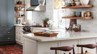 getlinkyoutube.com-Interior Design — Galley Kitchen Makeover