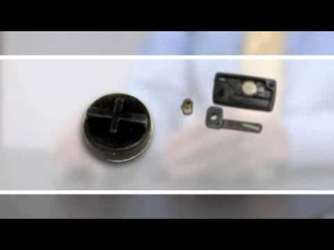 Ремонт выкидного ключа зажигания Peugeot ...