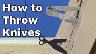 getlinkyoutube.com-How to Throw Knives