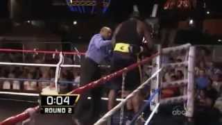 getlinkyoutube.com-Shaq vs Oscar De La Hoya - Part 1 - September 8, 2009
