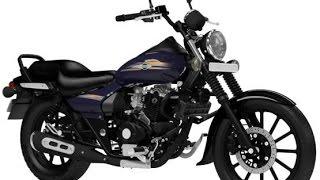 getlinkyoutube.com-Bajaj Avenger 150 Street Price, Mileage, Specifications || Full Review