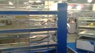 ван дер плуг инт бв поставляет клетки для птицеводства