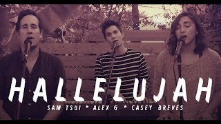 getlinkyoutube.com-Hallelujah (Leonard Cohen Tribute) - Sam Tsui, Alex G, and Casey Breves