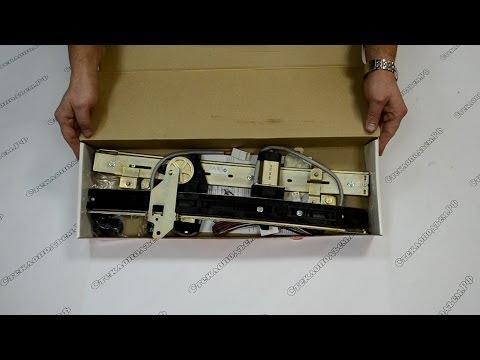 Электрические стеклоподъемники ФОРВАРД для Chevrolet Lanos