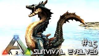 getlinkyoutube.com-ARK: SURVIVAL EVOLVED - NEW DRAGON MONSTER LAGIACRUS & QURUPECO !!! E15 (ARK ANNUNAKI EXTINCTION)