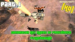 getlinkyoutube.com-Generator Rex Agent Of Providence Walkthrough: Part 1 - (Xbox 360 / Playthrough / Gameplay)