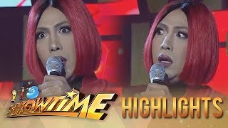 It's Showtime: Vice Ganda surprises madlang people with his opening number on Its Showtime