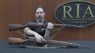 getlinkyoutube.com-Soviet SVT-38 Self-Loading Rifle
