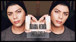 Natasha Denona Foundation X | Oily/Acne Prone Skin | Review & Demo!
