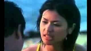 Hot romance in Sea and hut
