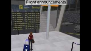 getlinkyoutube.com-English for beginners - At the airport