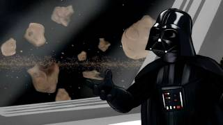 "getlinkyoutube.com-Empire Strikes Back HISHE - Bonus Footage ""Happy Vader"""