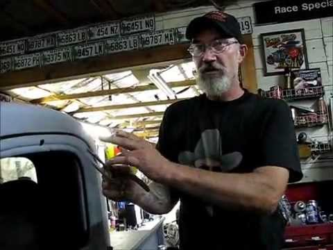 Update on Mike's rat rod truck and Tyler's home made Model A roadster