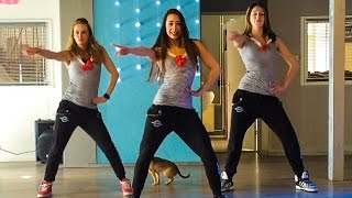 getlinkyoutube.com-Juicy Wiggle - Redfoo - Fitness Dance Choreography - Woerden - Harmelen - Nederland
