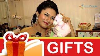 Divyanka Tripathi Gift Segment - Part 01