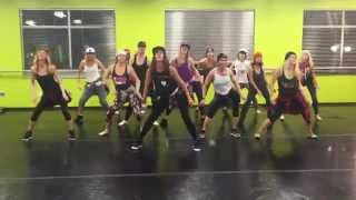 "getlinkyoutube.com-""GDFR"" by FloRida.  SHiNE DANCE FITNESS"