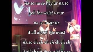 African Waist By Tiwa Savage Ft Don Jazzy [Lyrics Video]