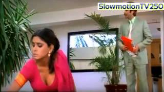 getlinkyoutube.com-Kamwali Bai sexy Boob Cleavage enjoyed by Anil Kapoor   indiAN HOT and sexy aunte