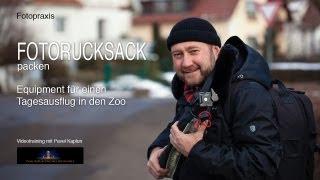 getlinkyoutube.com-Fotorucksack Packen - Fotoequipment für einen Tagesausflug in den Zoo