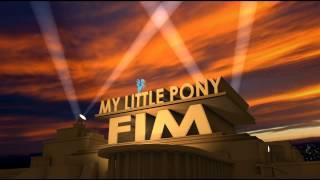 getlinkyoutube.com-My Little Pony 20th Century Fox Intro
