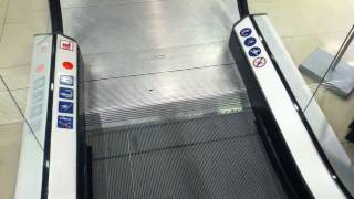 getlinkyoutube.com-Kone Escalator At The Debenhams Rushmere Shopping Centre For nirtrainman