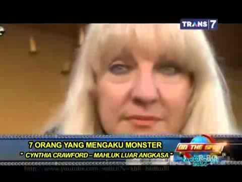 new on the spot orang yang mengaku dirinya monster makhluk luar angkasa 2014