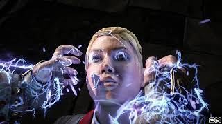 getlinkyoutube.com-Mortal Kombat XL All Fatalities on Undercover Cassie Cage