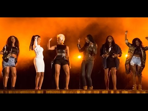 ONE | Strong Girl ft African Women All Stars (Video)