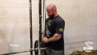 getlinkyoutube.com-Westside Barbell DE Upper Body 1.10.15