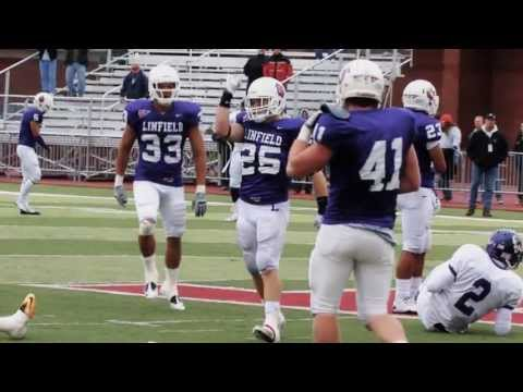 2013 Linfield College Spring Football: