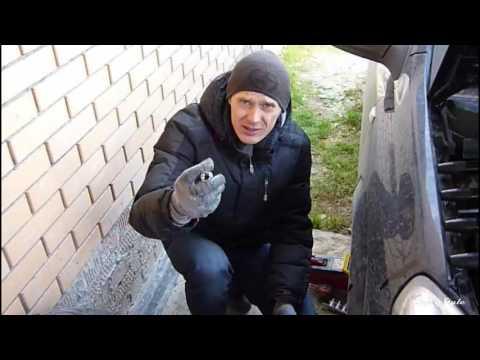 Opel Astra Часть 1. Раскаксовка колец и замена масла!!!